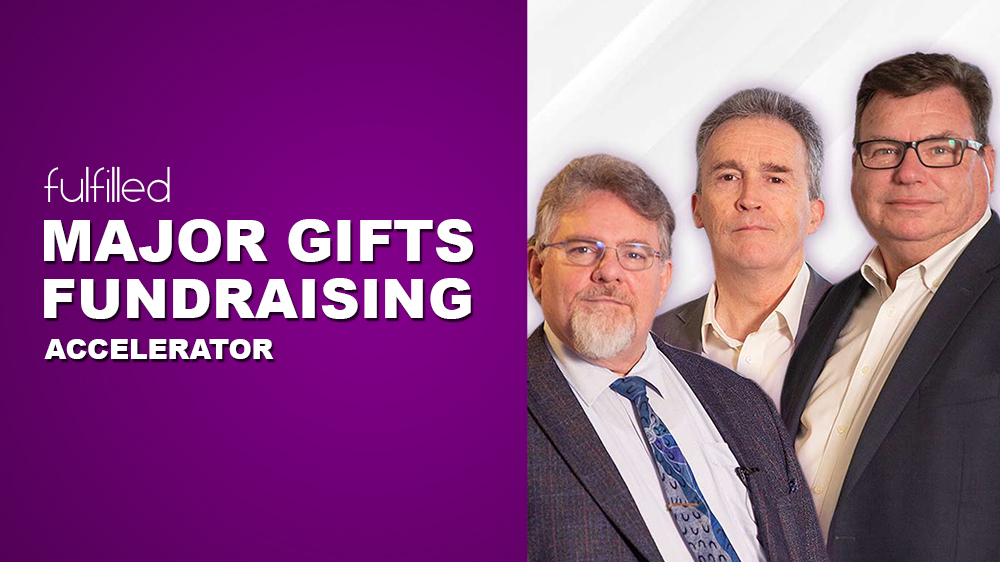 Major Gifts Fundraising Course