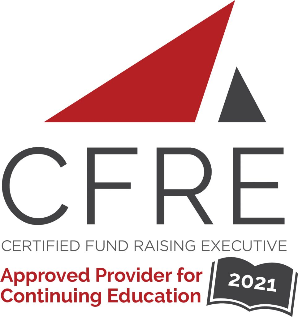 CFRE approved fundraising courses